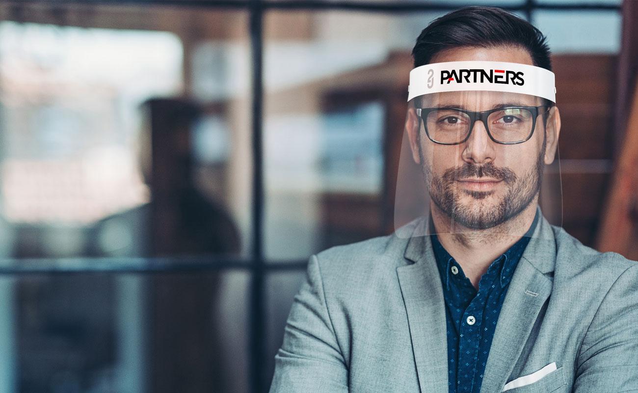 Barrier - Personalisierter Gesichtsschutz